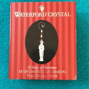 Waterford Ornament